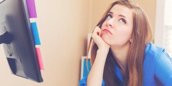 5 olika typer av prokrastinering då man arbetar