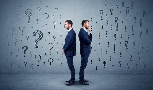 svårt med paradoxal kommunikation