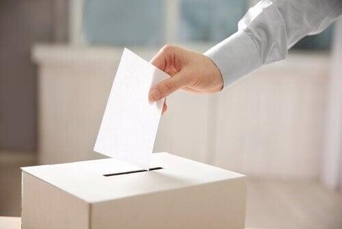 Vad influerar din politiska röst? En titt på Spanien