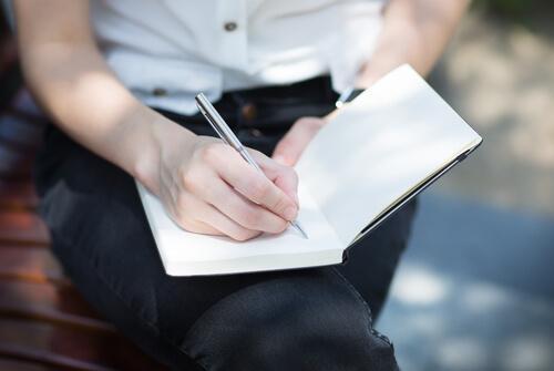 externalisering genom att skriva