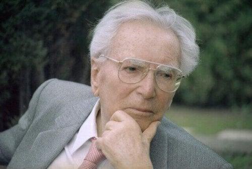 Viktor Frankl grundade logoterapin