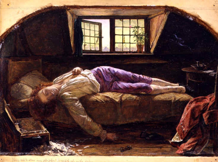 Werther har begått självmord.