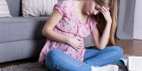 Pregorexi: rädslan för att gå upp i vikt av graviditet