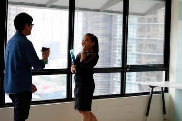 typer av anställda – latmaskar