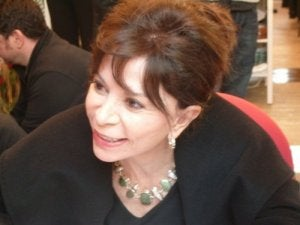 Leende Isabel Allende
