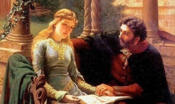 3 stora historiska kärlekshistorier