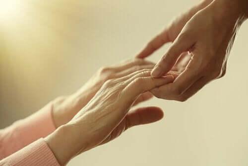 Vårda de äldre