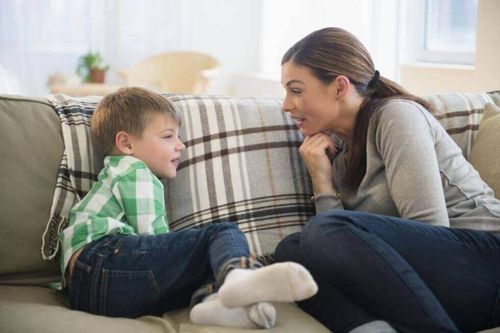 Bättre kommunikation mellan föräldrar och barn – 6 råd