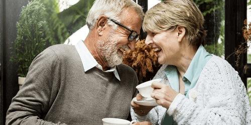 Vad är viktigast för äldre människors välbefinnande?