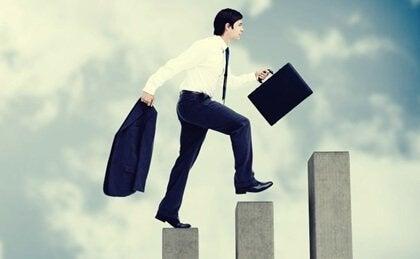 Peters princip: när befordran leder till ineffektivitet