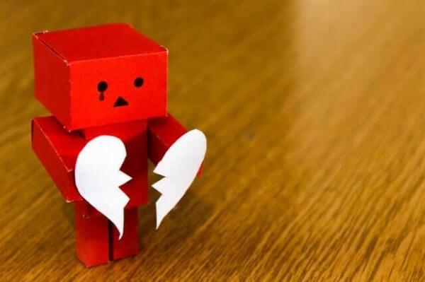 FOBU: Rädslan för att göra slut med sin partner