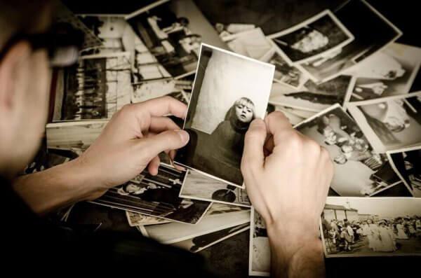 svartvita fotografier