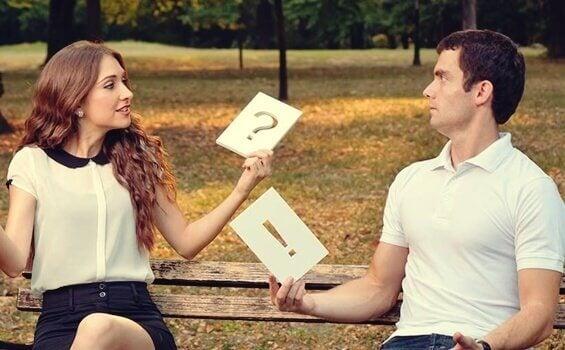 5 vanliga kommunikationsfel inom relationer