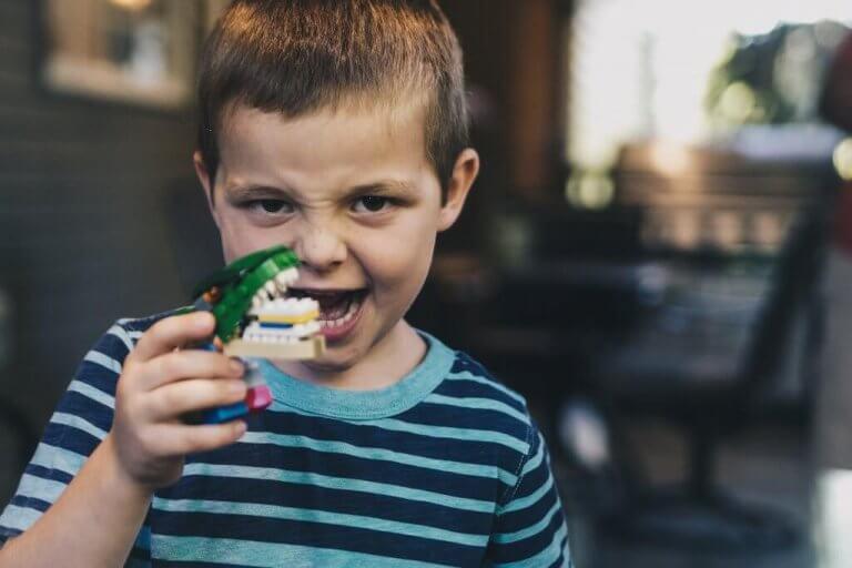 Metoder för att hantera ett bråkigt barn.