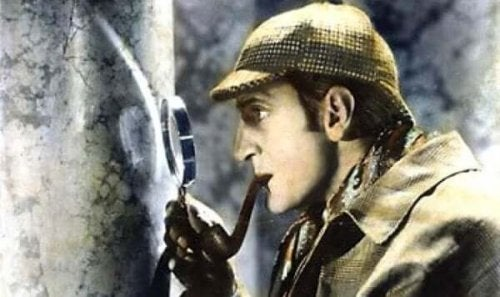 7 tips för att lära sig tänka som Sherlock Holmes