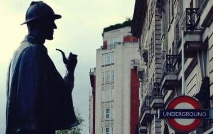 Sherlock Holmes på Baker Street