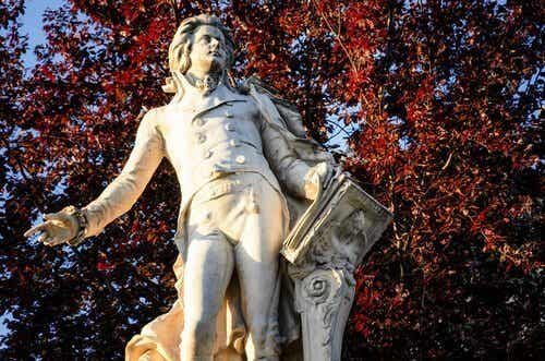 Wolfgang Amadeus Mozart: ett musikaliskt geni