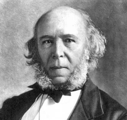 Herbert Spencer: biografi och arbete
