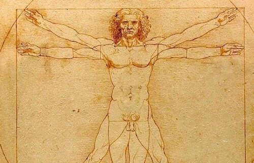 Den Vitruvianske mannen