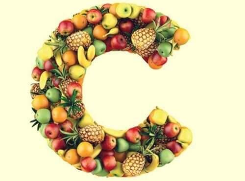 Frukt med vitamin C