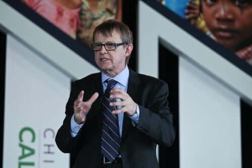 Hans Rosling talar