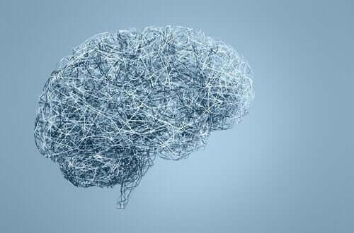 Hjärna av trådar