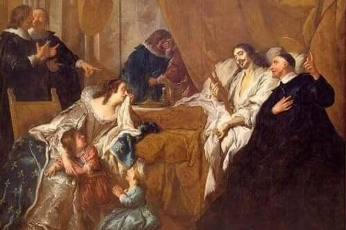 Ludvigs död