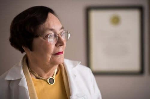 Nancy Andreasen forskar om schizofreni