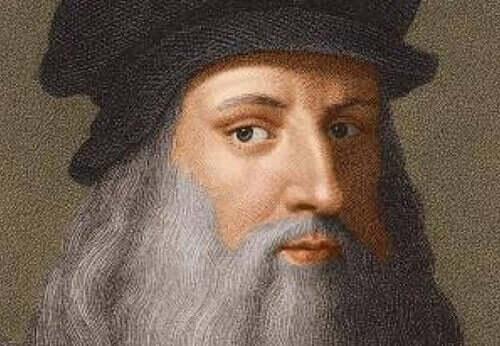 Porträtt av da Vinci – ett universalgeni