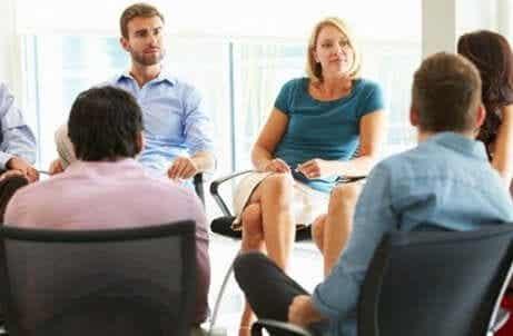 Hur man presterar bra i en gruppintervju