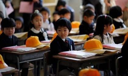 De tre grundstenarna för disciplin i Japan