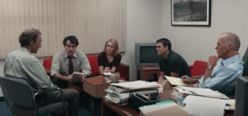 Spotlight: Journalismens värde i samhället