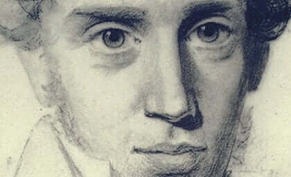 Søren Kierkegaard: biografi om existentialismens fader