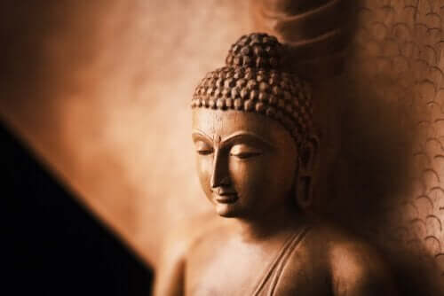 En buddhistisk historia om tålamod och mental frid