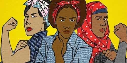 Varför protesterar kvinnor den åttonde mars?