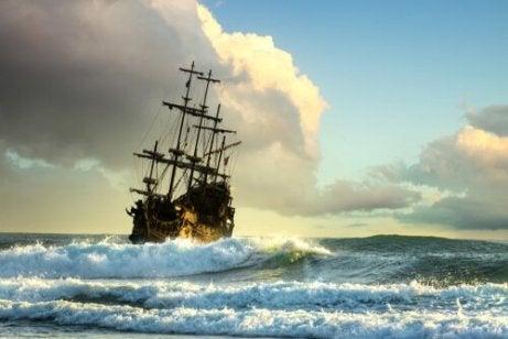 Friheten på havet