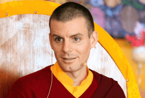 Lama Rinchen var affärsman