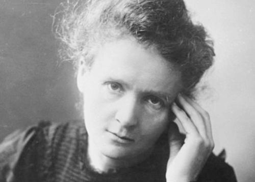 Marie Curie: biografi om en banbrytande kvinna