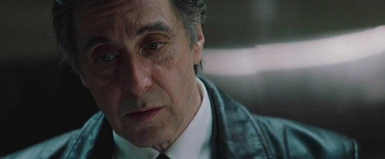 Al Pacino i filmen insomnia.