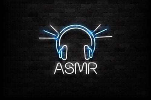 ASMR och hörlurar.