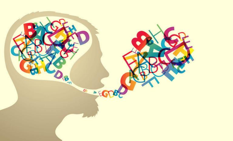 Hjärna och ord.