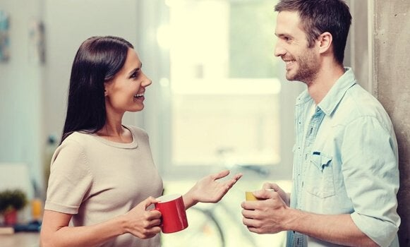 En positiv konversation kan förändra din hjärna