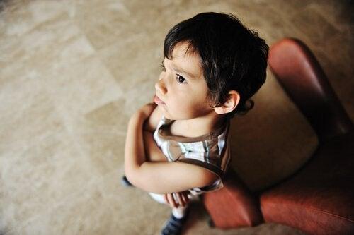 Symmetri mellan föräldrar och barn