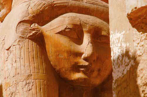Sobekneferu: den första kvinnliga faraon