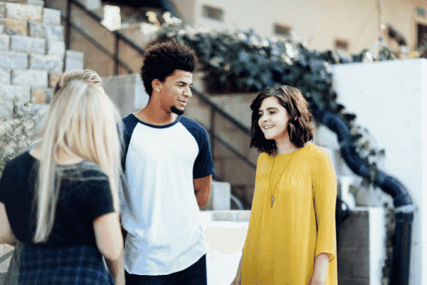 Tonårens jättar: utmaningar som tonåringar möter