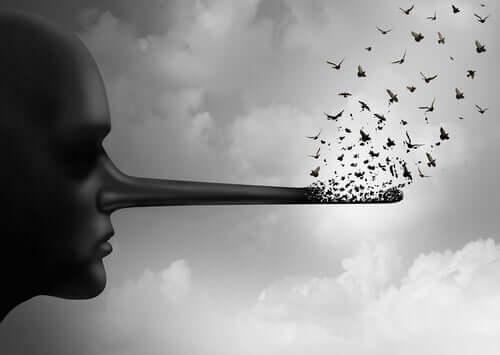 Akta dig för lögner och skvaller