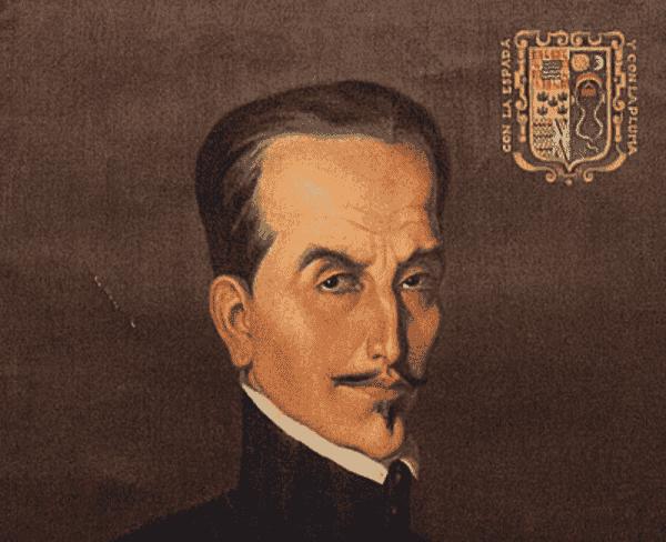 Författaren Inca Garcilaso de la Vega