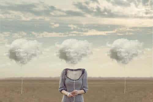 Irrationella tankar är inte negativa tankar