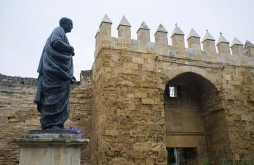 Staty av Seneca den yngre