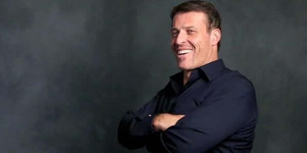 6 fantastiska citat av Tony Robbins